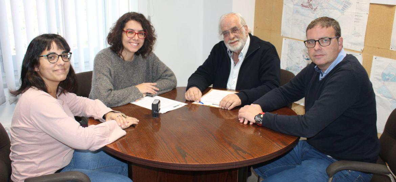 signatura NoySet a Sant Martí Sarroca