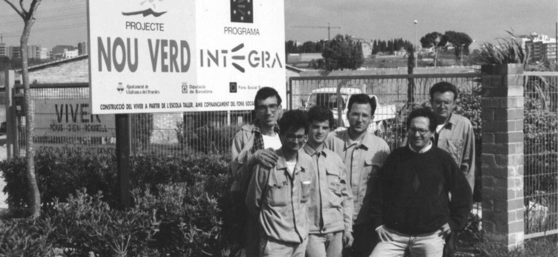 Els inicis. Any 1994
